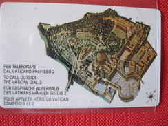 Télécarte Vatican Neuve - Vatican