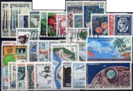 -Nouvelle-Calédonie Année Complète 1955/62 - Nueva Caledonia