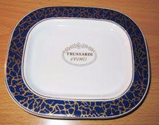TRUSSARDI PIATTINO PORCELLANA EVENTS - Ceramica & Terraglie