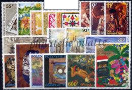 -Polynésie Année Complète 1997 - Années Complètes
