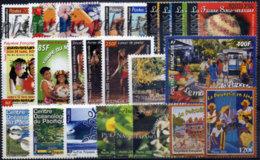 -Polynésie Année Complète 2002 - Années Complètes