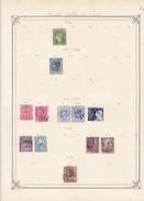 Nouvelles Galles Du Sud - Collection Vendue Page Par Page - Timbres Neufs */ Oblitérés - B/TB - 1850-1906 New South Wales