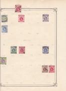 Hong Kong - Collection Vendue Page Par Page - Timbres Neufs */ Oblitérés - B/TB - Hong Kong (...-1997)