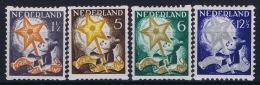 Netherlands: R98 - R101 1933 Postfrisch/neuf Sans Charniere /MNH/** Roltanding,syncopated,syn Cope,sincopado - Libretti