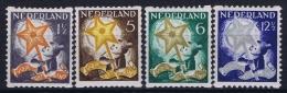 Netherlands: R98 - R101 1933 Postfrisch/neuf Sans Charniere /MNH/** Roltanding,syncopated,syn Cope,sincopado - Heftchen Und Rollen