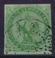 Colonies Générales: Yv Nr 2 Cachet Saigon Late Use Of Cancel - Eagle And Crown