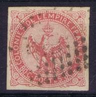 Colonies Générales: Yv Nr 6 Obl./Gestempelt/used - Eagle And Crown