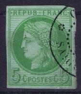 Colonies Générales: Yv Nr 17 Obl./Gestempelt/used  CAD  Saigon - Ceres