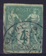 Colonies Générales: Yv Nr 25 Obl./Gestempelt/used   Cachet  Cochinchine - Sage