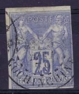 Colonies Générales: Yv Nr 36 Obl./Gestempelt/used  CDS Cochinchine - Sage