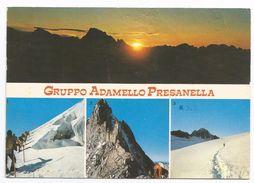 Trento 1980 - Gruppo Adamello Presanella. - Trento