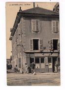 Seyssel, Ain. La Poste. (1710) - Poste & Facteurs