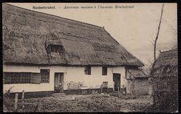 NEDERBRAKEL - ANCIENNE MAISON A L'HAMEAU - KRUISSTRAAT - Brakel