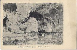 Salins-les-Bains - La Source Du Lison - France