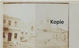 FK Ostfront, Ruinen Und Kirche (Ort Unbekannt) - Guerre 1914-18