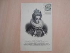 CPA LOUISE DE LORRAINE - Personnages Historiques