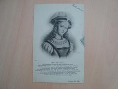 CPA JEANNE D'ARC - Personnages Historiques