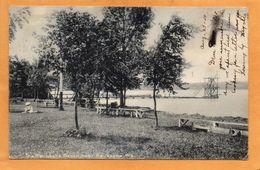 Waukesha WI 1906 Postcard - Waukesha