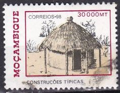 Mozambico, 1998 - 30.000m Dwellings - Nr.1331 Usato° - Mozambique