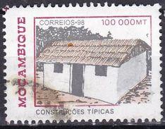 Mozambico, 1998 - 100.000m Dwellings - Nr.1333 Usato° - Mozambique