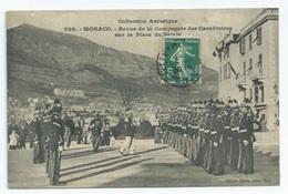 98 - MONACO - MONTE CARLO - REVUE DES CARABINIERS - Non Classés