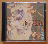 LO MEJOR DE LA DAMA SE ESCONDE. USADO - USED. - Disco, Pop