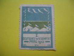 Vignette   ;  Deutsches Wiessenfest Prag 1913 - Cinderellas