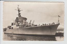THEME BATEAUX - CROISEUR ANTI AERIEN DE GRASSE - BATEAU DE GUERRE - Warships