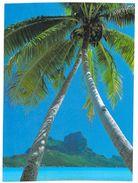 Polynésie Française- Mont Otemanu Vu Du Motu Pitiaau  - Blu / Diane Commons CS 57-(Tahiti) *PRIX FIXE - Polynésie Française