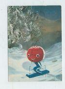 """Grenoble (38) : GP De La Mascotte """"SHUSS"""" Des Xèmes Jeux Olympiques D'Hiver  En 1968 (animé) GF - Grenoble"""