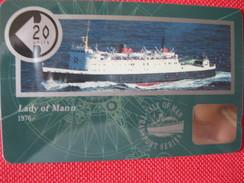Télécarte Ile De Man - Isle Of Man