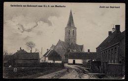 MEETKERKE - GEDENKENIS VAN BEDEVAART NAAR O.L.V. Van MEETKERKE - Zicht Van Oost Kant - Zuienkerke