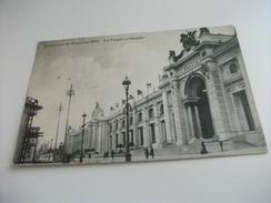 ESPOSIZIONE EXPOSITION DE BRUXELLES 1910 LA FACCIATA PRINCIPALE - Esposizioni
