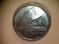 Fidji 50 Cents 2009 - Fiji