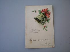 Boldog Karacsonyi Unnepeket 1909 - Noël