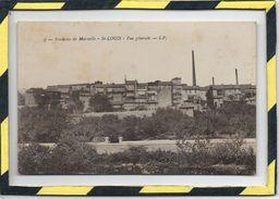 TRES RARE - MARSEILLE ST LOUIS - VUE GENERALE - Quartiers Nord, Le Merlan, Saint Antoine