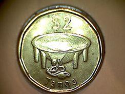 Fidji 2 Dollars 2012 - Fiji