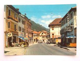 Cartolina Ponte Nelle Alpi ( Belluno ) - Via Roma 1983 - Belluno