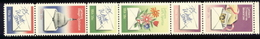 USA   1980   15c National Letter Writing Week Strip Of 6 MNH** - United States