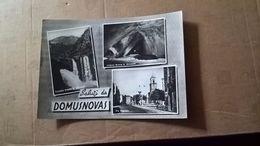 CARTOLINA SALUTI DA DOMUSNOVAS - Carbonia