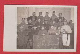 Zu Erinnerung An Meine Rekrutenzeit  --janv 1918 - War 1914-18
