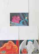 Lot De 3 Cartes Disney HERCULE Joyeuses Fêtes Offertes Par Mac Donald's - McDonald's