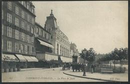 63 CLERMONT- FERRAND ( PUY- DE- DÔME) PETITE ANIMATION...C2283 - Clermont Ferrand