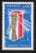 TIMBRE N° 1926  -  FRANCE -  SECOURS FRANCAIS   -  NEUF   -  1977 - France