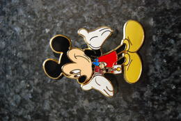 DLRP - Mickey From Pin Trading Starter Set   Open Edition - Disney