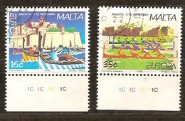 Cept 1998 Malta Malte Yvertn° 1015-16  (°) Used Oblitéré  Cote 4 Euro - Malte