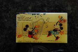 DLRP - Mickey And Minnie Springtime Cartoon  Open Edition - Disney