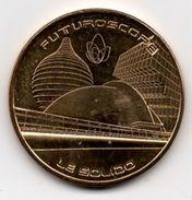 Futuroscope 86 : Le Solido (Monnaie De Paris, 2013) - Monnaie De Paris