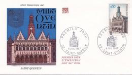 Enveloppe Premier Jour 1967 - Sin Clasificación