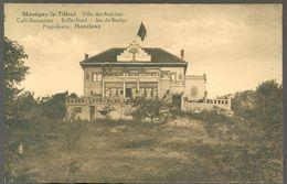 Montigny - Le - Tilleul  :   Villa Des Aulniats - Montigny-le-Tilleul